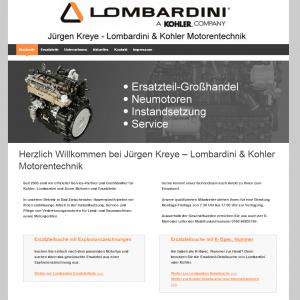 Lombardini - Kohler - Kreye